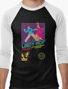 Dance Dance Retro-lution Men's Baseball ¾ T-Shirt