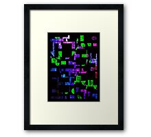 1985-  Night Drive Framed Print