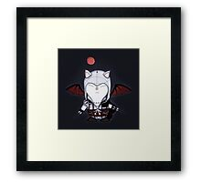 Moogle Assassin Framed Print
