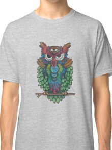Cosmic Owl Classic T-Shirt