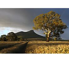 Wild Light over the Grampians, Dunkeld, Australia Photographic Print