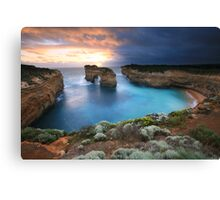 Island Arch, Great Ocean Road, Australia Canvas Print