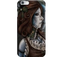 Victorian Droid  iPhone Case/Skin