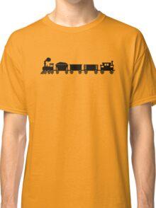 Train Tee Classic T-Shirt
