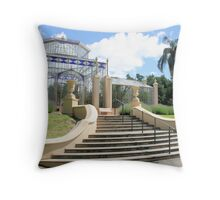 Stairway to heaven. Throw Pillow
