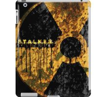 Stalker Radiation Symbol iPad Case/Skin