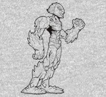 superhero: byrdman by kangarookid