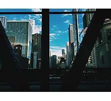 Car Rides in Chicago, IL Photographic Print