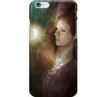 An Unexpected Visitor  iPhone Case/Skin