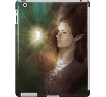 An Unexpected Visitor  iPad Case/Skin