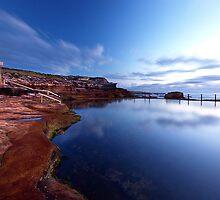 Maroubra Magic - Maroubra, NSW by Malcolm Katon