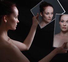 Anne in triplicate by david gilliver