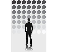 Fifty Shades Of Grey Photographic Print