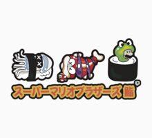 Super Mario Bros Sushi Kids Clothes