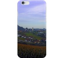 Peaceful countryside scenery | landscape photography iPhone Case/Skin