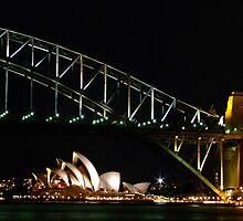 Sydney Icons by Penelope Thomas