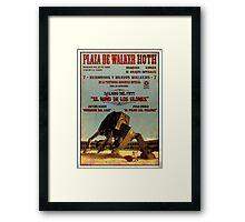 El Matadors del Hoth Framed Print