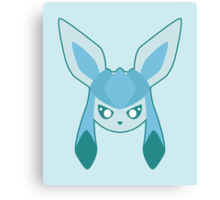 Glaceon Canvas Print