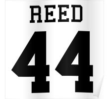 Disney Mighty Ducks player : Fulton Reed #44 Poster