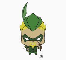 Classic Green Arrow miniU Kids Clothes