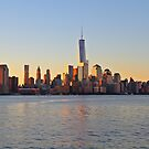 Lower Manhattan by pmarella
