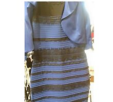 """THE DRESS. In T-shirts, Pillows, Leggings, etc. """"I see Black and Blue!""""  by Grod2014"""