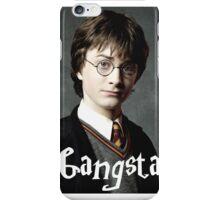 Harry Potter: Gangsta iPhone Case/Skin