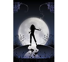 Moonlight Effect Photographic Print