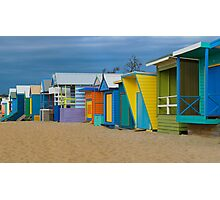 Mount Martha, On the Beach, #1 Photographic Print