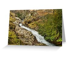 Stickle Ghyll Greeting Card