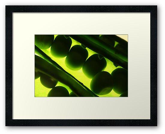 Peas by caffeinepowered