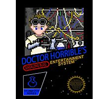 NINTENDO: NES DOCTOR HORRIBLE  Photographic Print