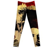Return to Twin Peaks Leggings