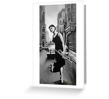 One moment Greeting Card