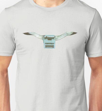 M Blackwell - Typeflyer... Unisex T-Shirt