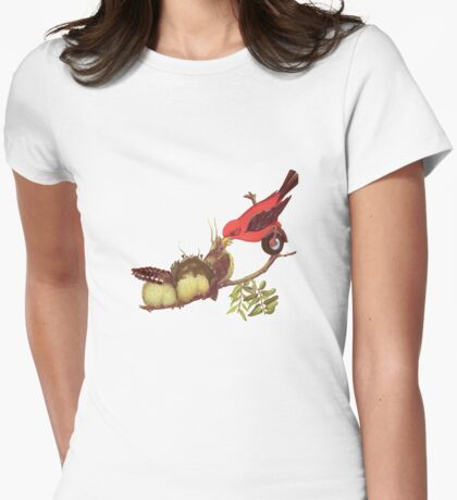 M Blackwell - Evolution... Womens Fitted T-Shirt