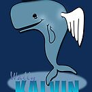 Wally Kalvin - The Angel of Whales by CJSDesign