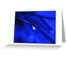drip Greeting Card