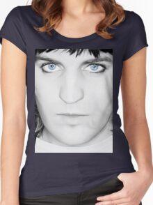 The Mighty Boosh - Noel Fielding - Vince Noir Women's Fitted Scoop T-Shirt