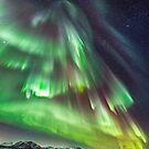 Calendar  - Northern lights by Frank Olsen