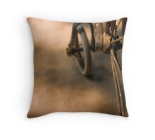 Bike 130 Throw Pillow