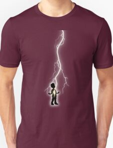 With One Magic Word... Unisex T-Shirt