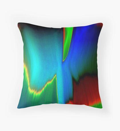 spirit wind Throw Pillow