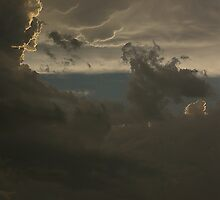 Stormy Sunset by Dennis Jones - CameraView