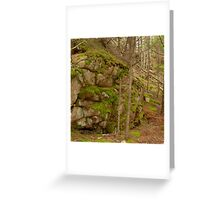 Fairy Stairs Greeting Card