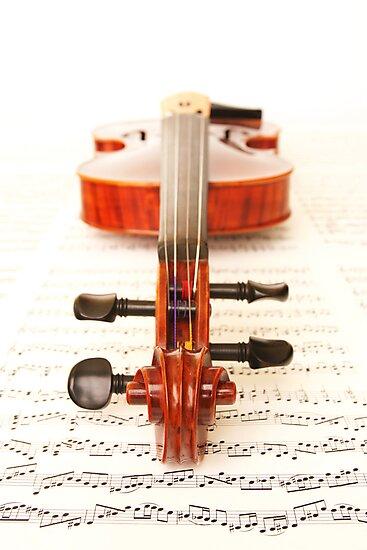 Violin by czardases