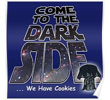 We have cookies Dark Side Family Guy Poster