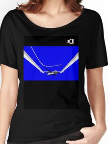 BBC  Pole Vaulting  007 Women's Relaxed Fit T-Shirt