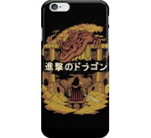 Attack on Dragon  iPhone Case/Skin