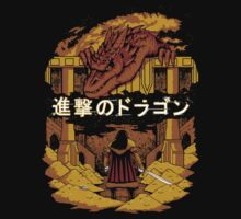 Attack on Dragon  T-Shirt